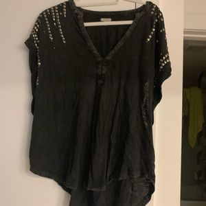 Urban outfitters studded top